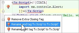 flexQuickFix