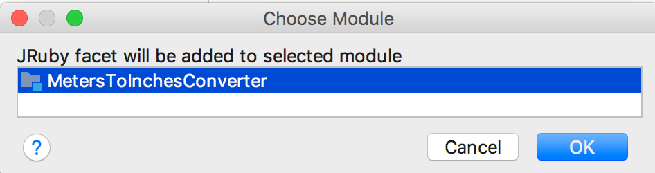 ij facet jruby added to module