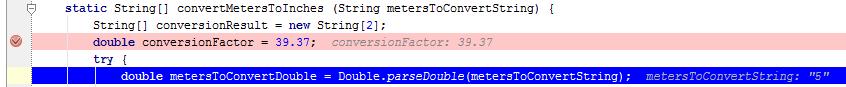 ij inline debugging
