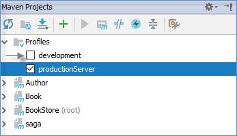 maven tool win deactivate profile