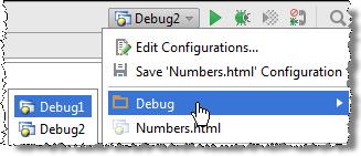 ps run config folder