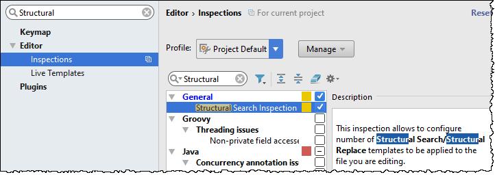 ssr inspection