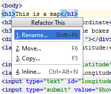 ws refactor this