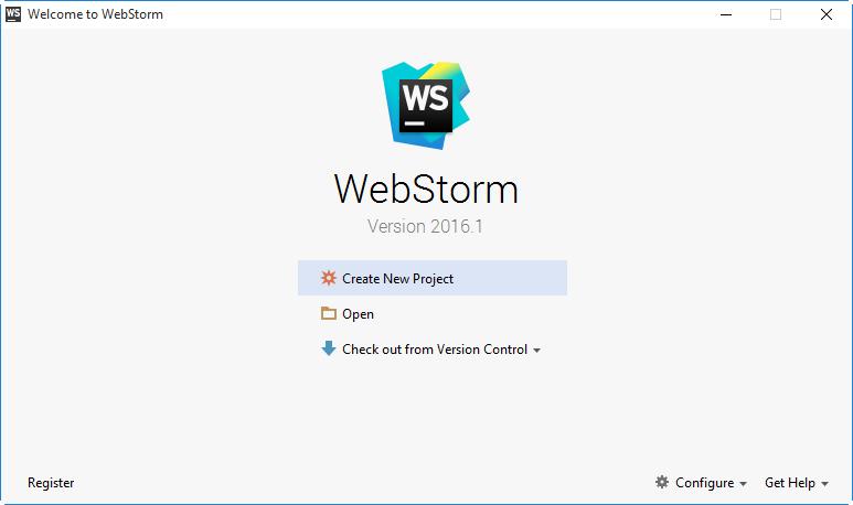ws welcomeScreen