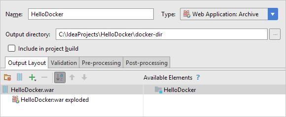 05 DockerArtifact