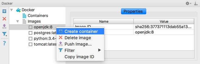 62 DockerCreateContainer