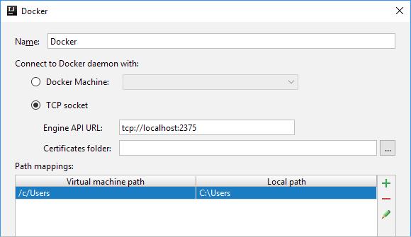 69 Docker path mappings
