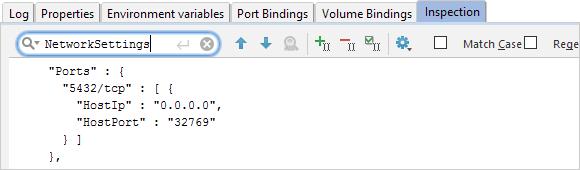 76 DockerDBMSNetworkSPorts