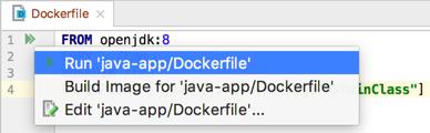 86 DockerfileJDKRun