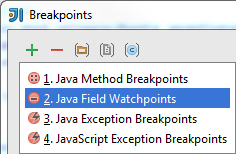 add field watchpoint 1