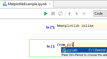 py ipynb code completion