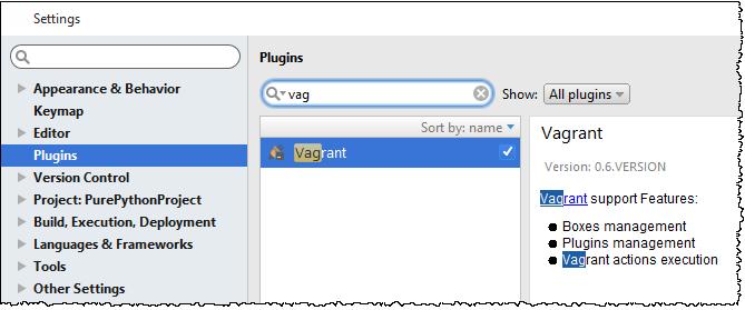 vagrant plugin bundled
