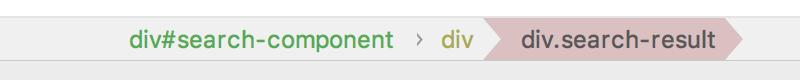 ws html breadcrumbs