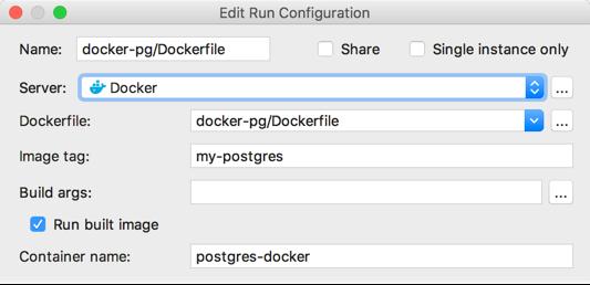 61 DockerfileRunConfig