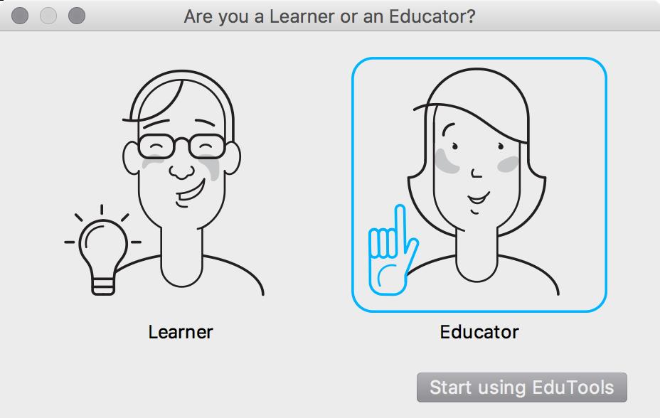 edu choose role