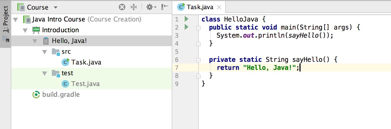edu task code java