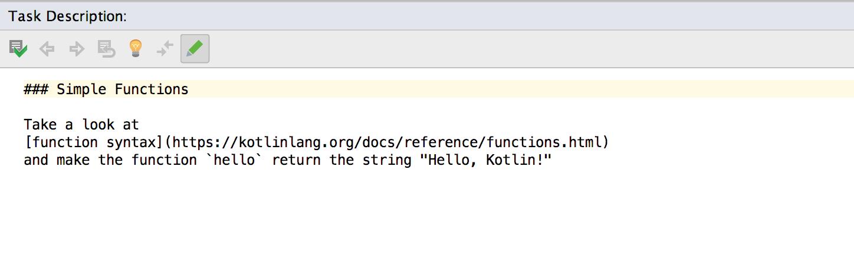 edu task description edit kotlin
