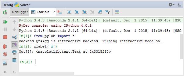 py debugging evaluate ipython