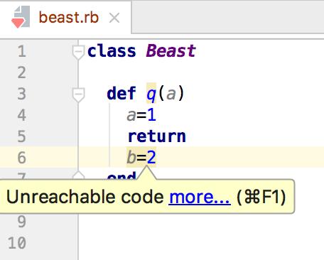 rm deadcode