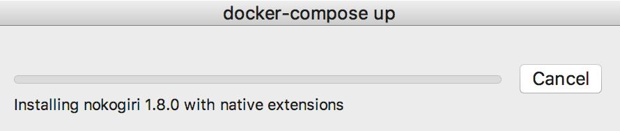 rm docker compose up