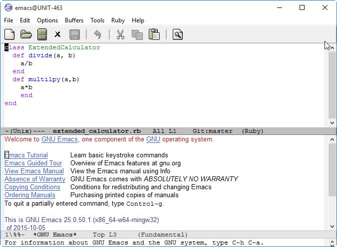rm emacs3