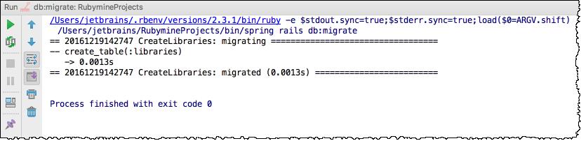 ruby runMigration1