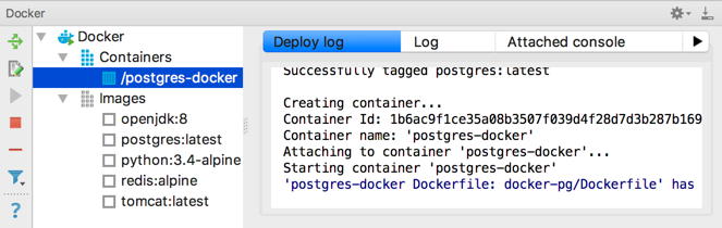 ApplicationServersToolWindowDocker