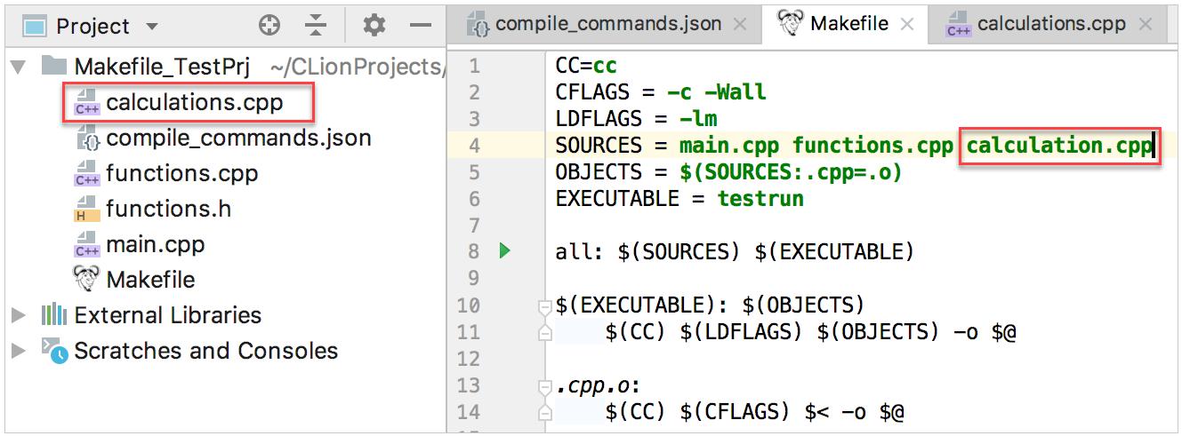 cl filewatcher addfile
