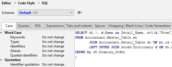 Data editor - Help | DataGrip