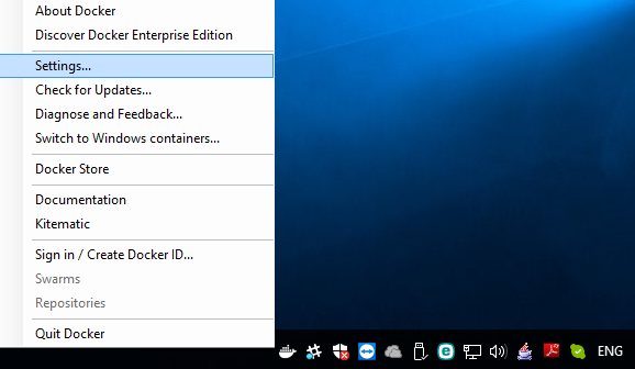 docker_access_settings_context_menu.png