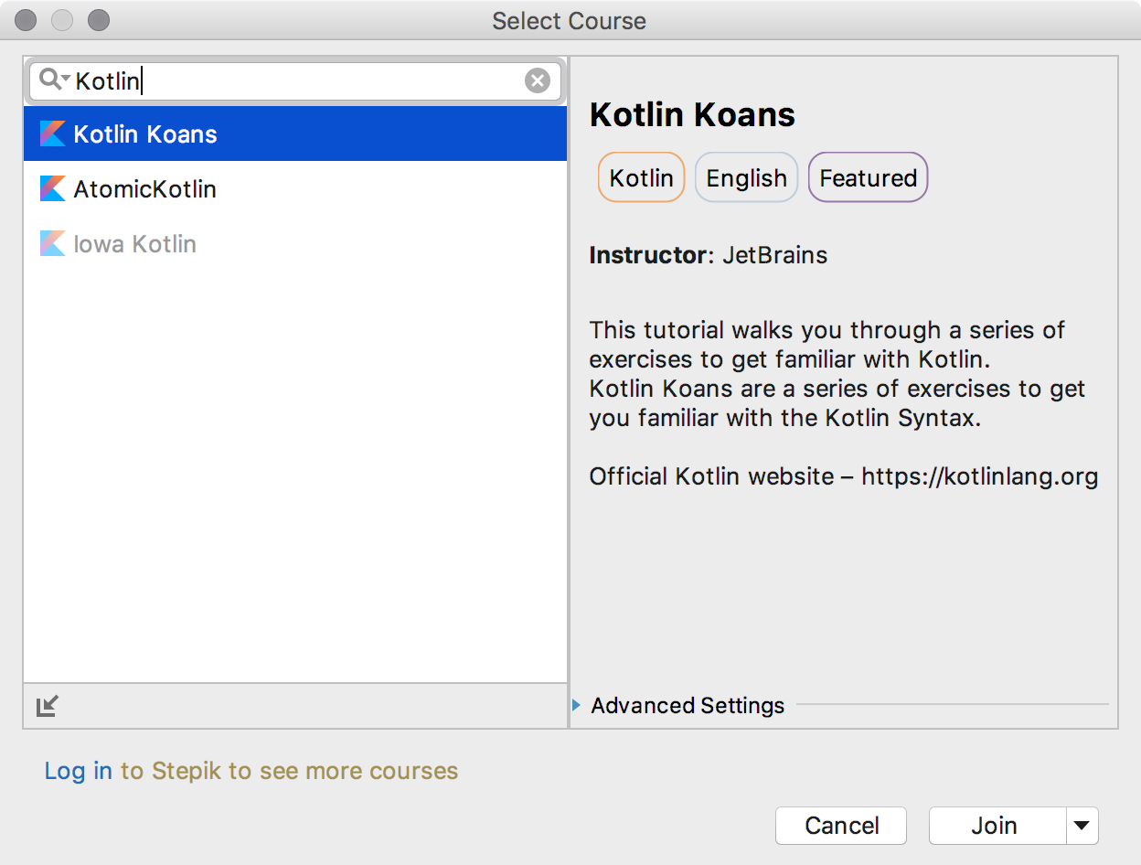 edu join course kotlin koans