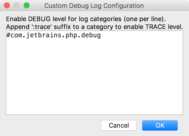 ps collect debugging logs