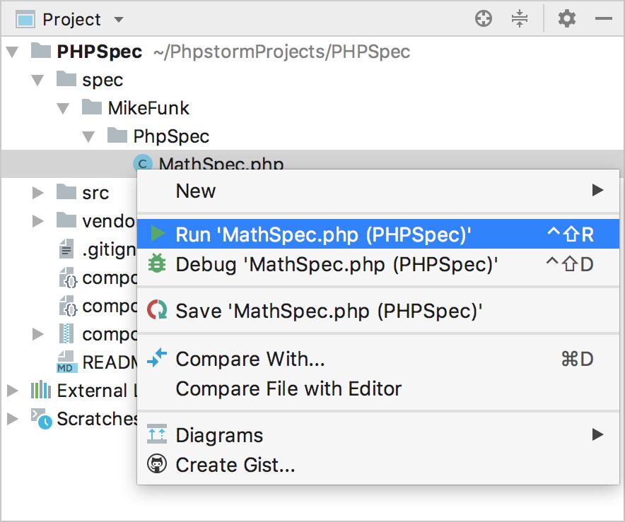 ps_test_frameworks_phpspec_launch_tests.png