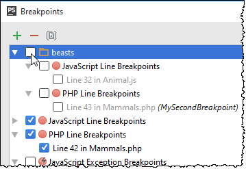 ps toggle group of breakpoints