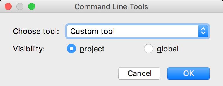 ps zend creating custom tool