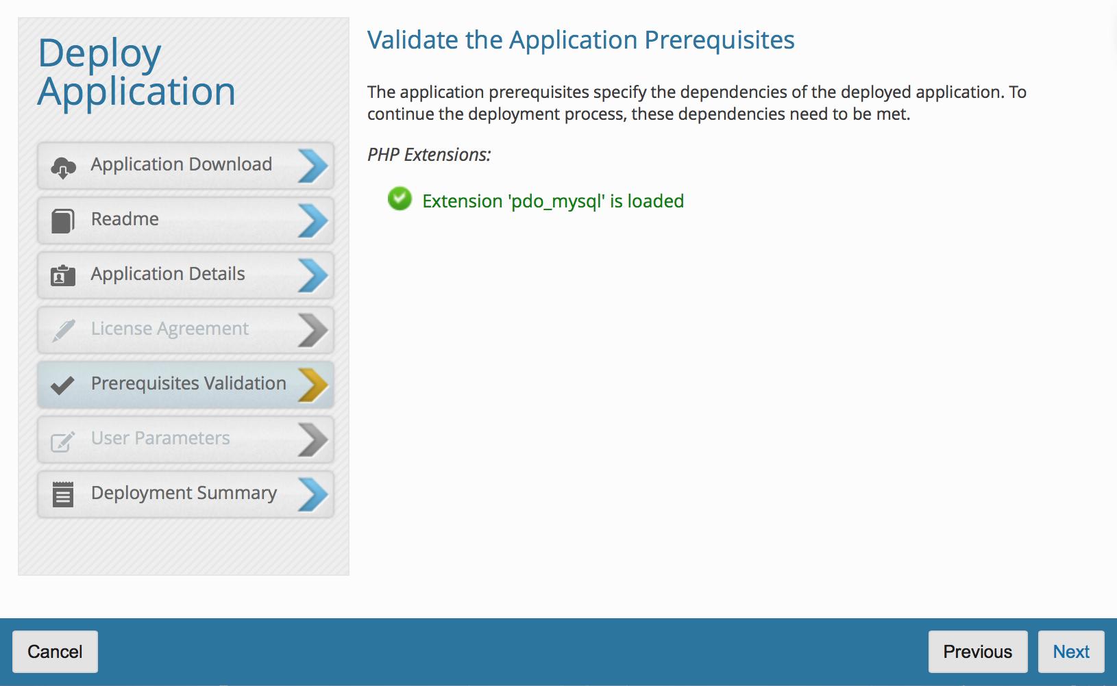 ps zend demo app step 2 validation