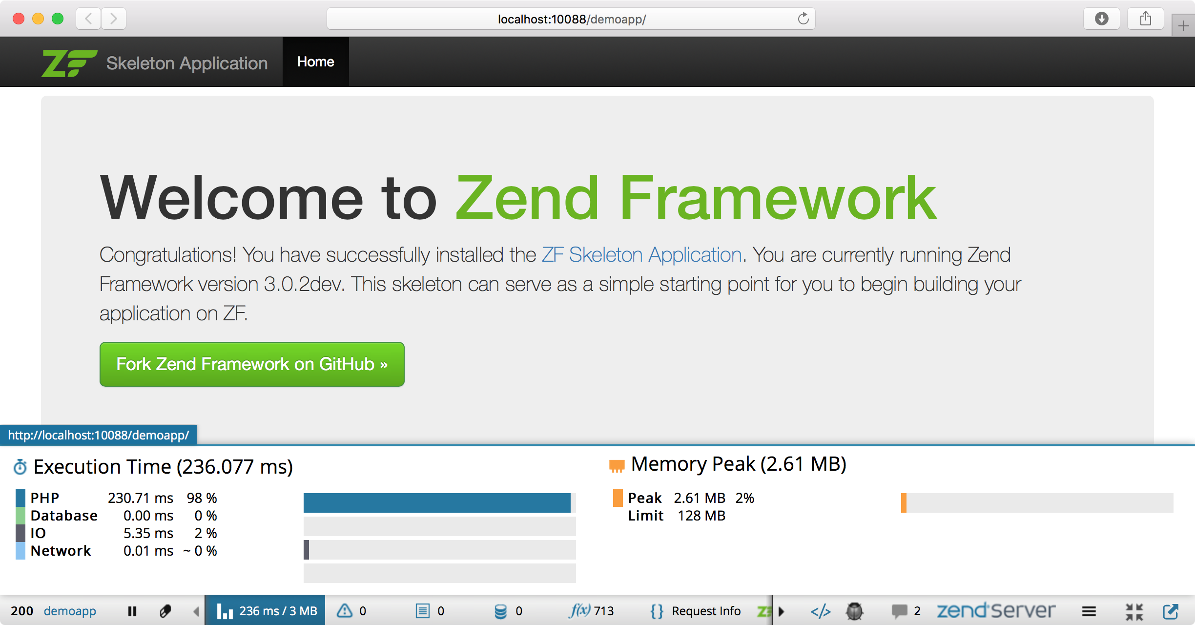 ps zend zray overview