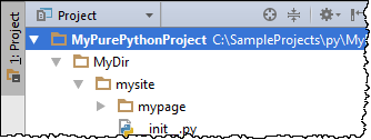 python CreatePackageResult