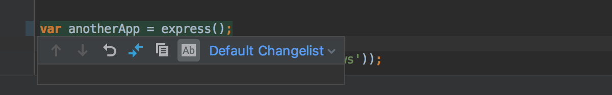 ws changeMarkerToolbar