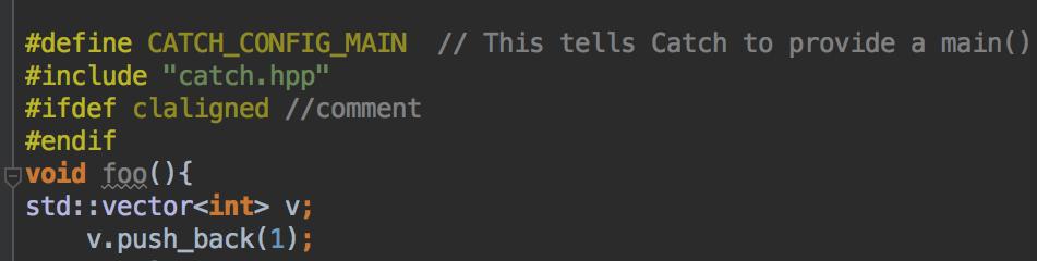 ac includeCatch