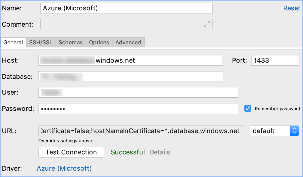 Integration with Microsoft Azure
