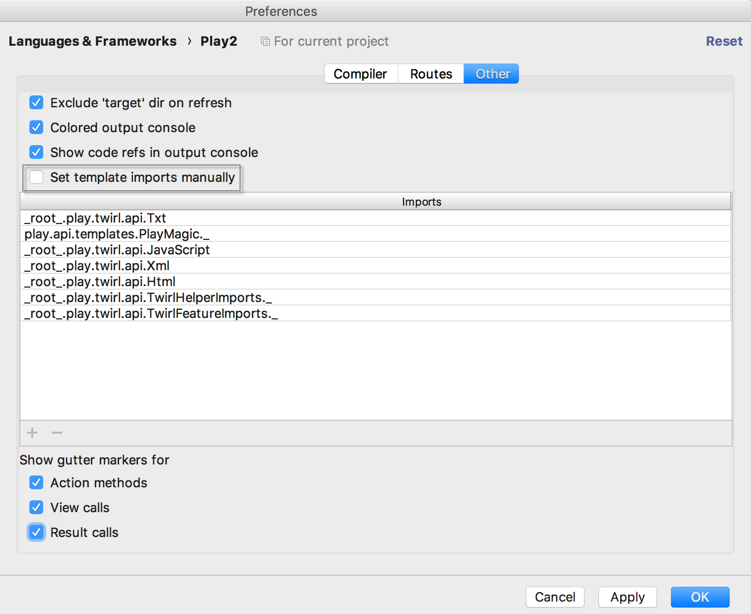 Play Template | Getting Started With Play 2 X Help Intellij Idea