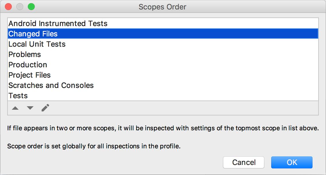 scopes order ij