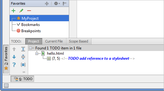 The Widescreen tool window layout option is disabled