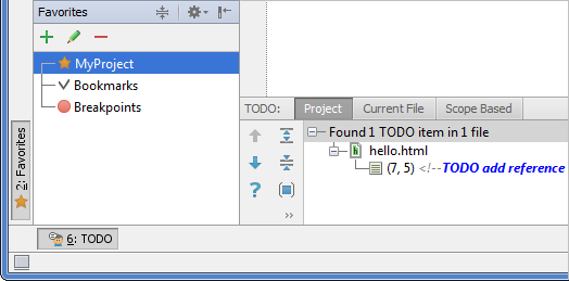 The Widescreen tool window layout option is enabled