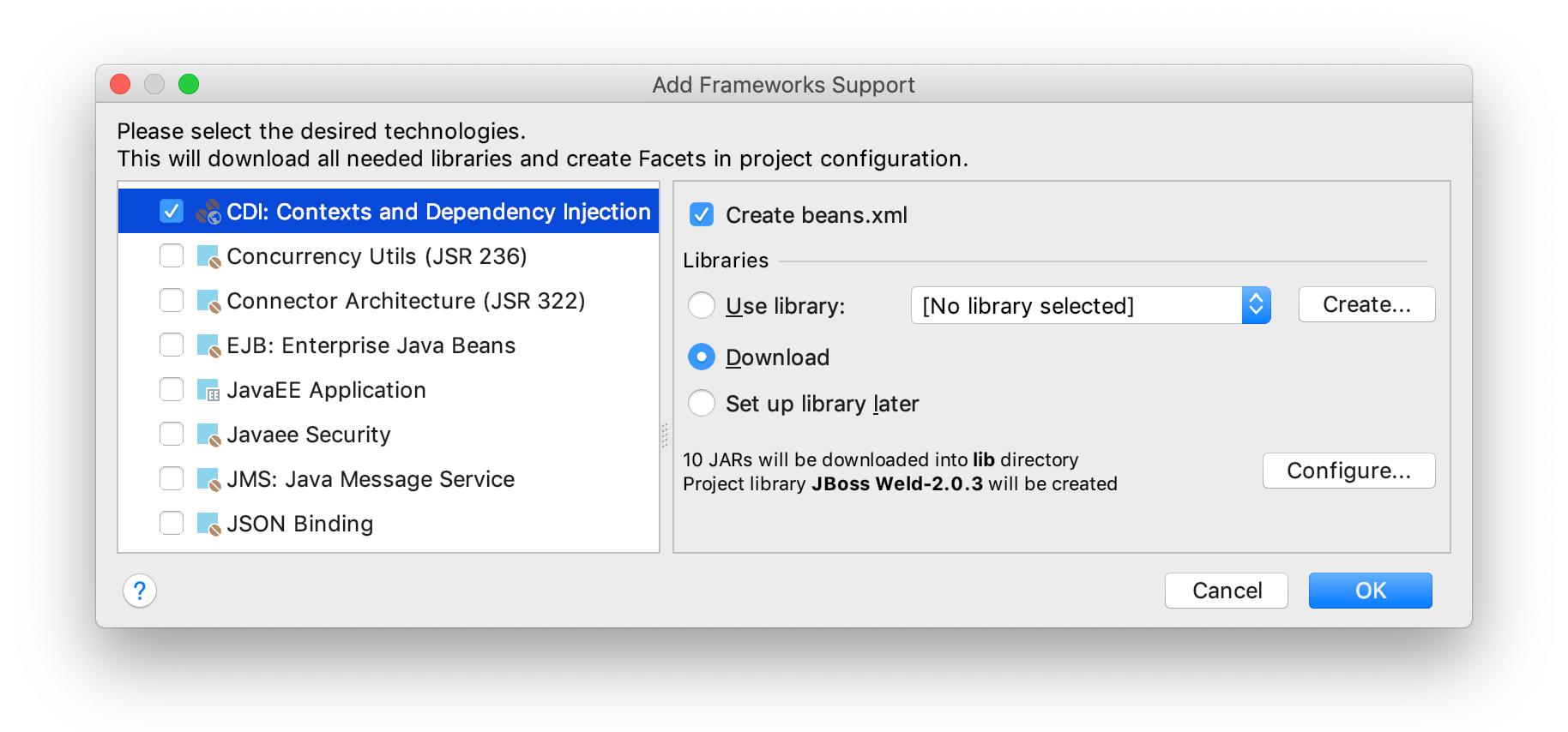 Java jms jar download