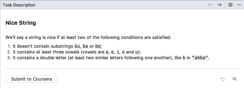 Submit ti Coursera