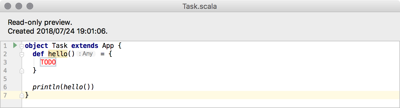 edu task preview scala