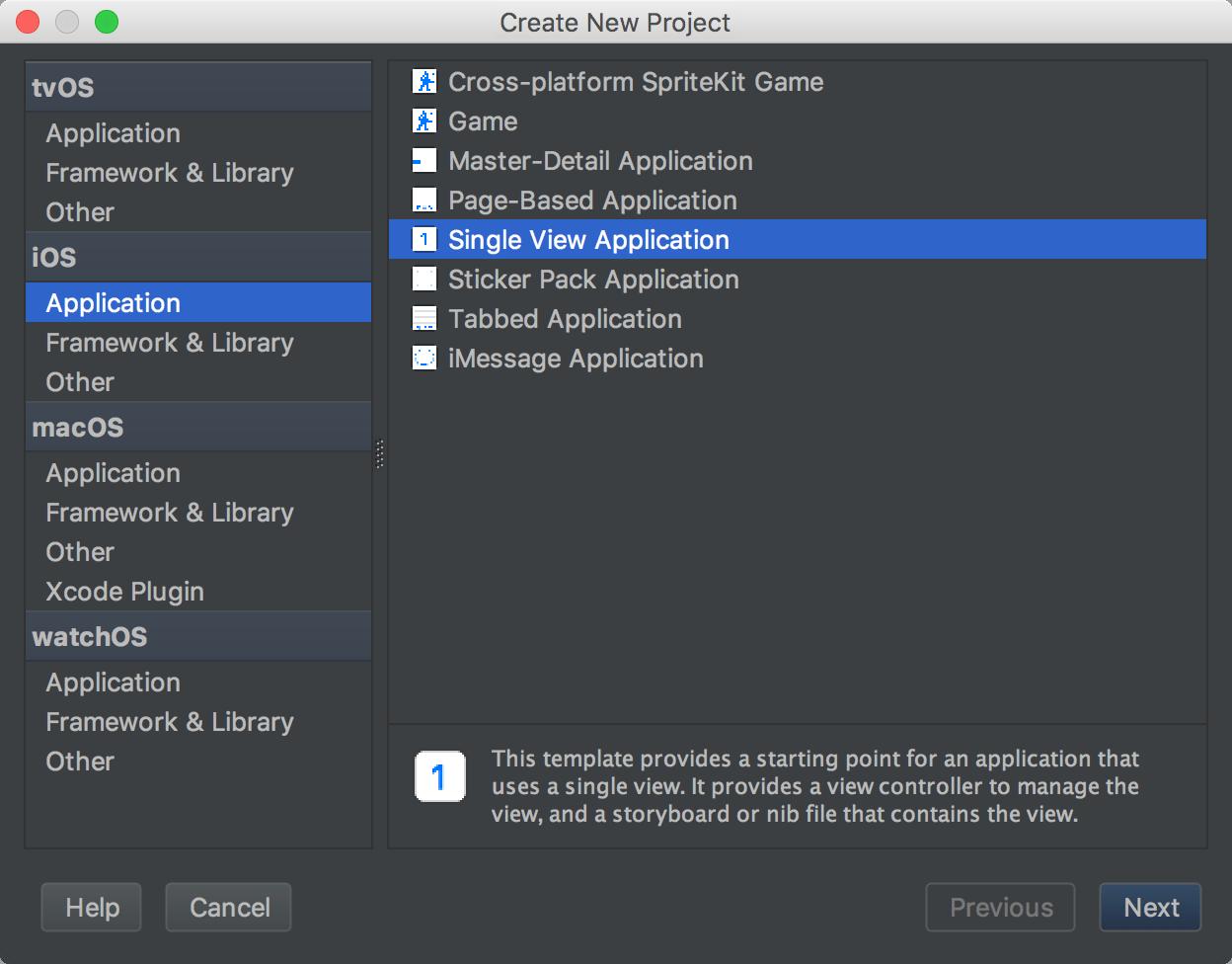 Quick Start Guide - Help | AppCode