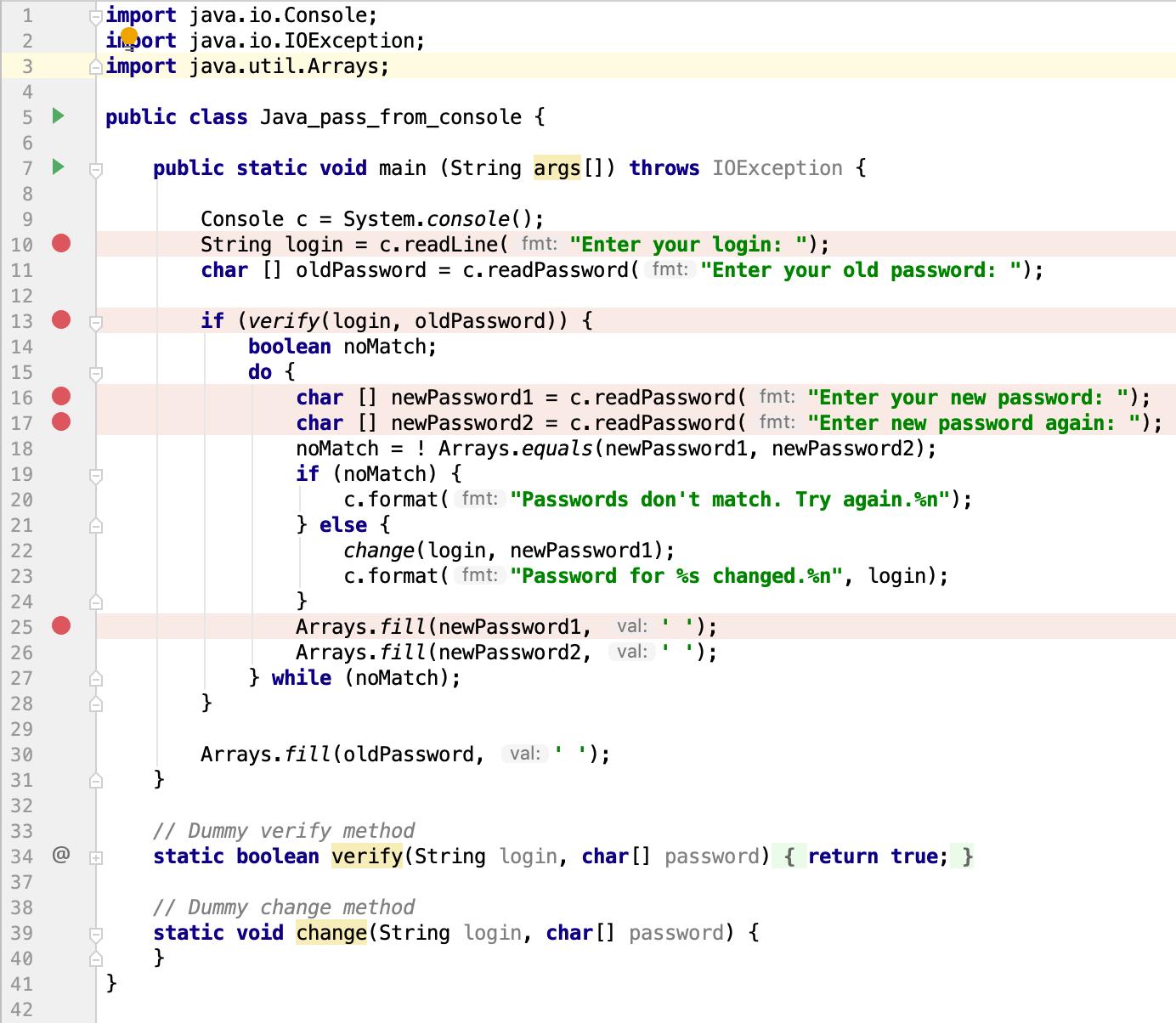 Debug a Java application using a Dockerfile - Help